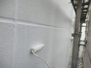 大阪市 外壁雨漏りに伴う外壁一面塗装 ダイタク