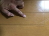 大阪市 フローリング床 リペアー工事 ダイタク