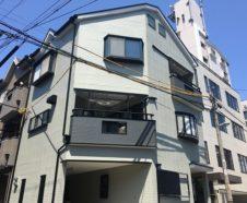 【大阪市】外壁と屋根の塗装工事を行ったお客様