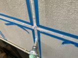 大阪市 外壁雨漏りに伴う外壁一面塗装 外壁下地補修シーリング工事 ダイタク