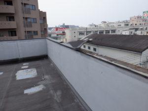 大阪市 屋上防水・バルコニー防水改修工事 ダイタク