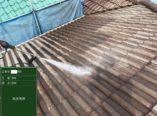東大阪市 外壁 屋根 塗装 モニエル瓦 高圧洗浄 ダイタク