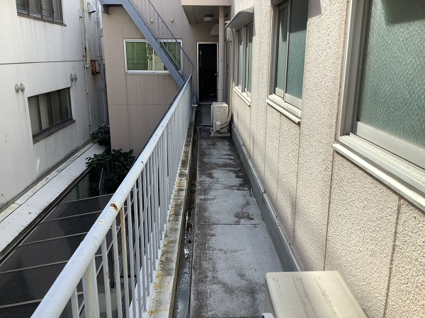 大阪市 防水 ベランダ ダイタク
