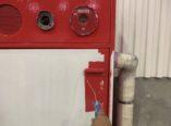 東大阪市 倉庫原状回復工事に伴う塗装工事