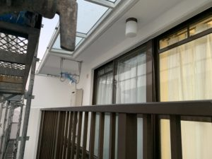 大阪市マンション 外壁塗装 バルコニー ダイタク