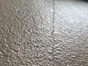 東大阪市 サッシ雨漏れ ラスモルタル仕上げクラックシーリング補修 ダイタク