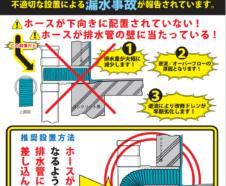 大阪市 雨漏り改善 屋上改修用ドレン交換 ダイタク