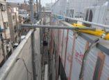 大阪市 タイル~サイディング外壁改修工事