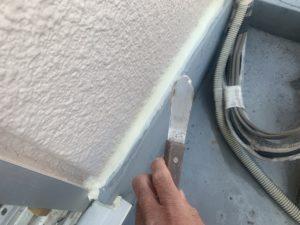 東大阪市 雨漏り改善 シーリング補修 ダイタク