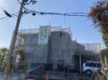生駒市 外壁・屋根塗装工事スタート ダイタク