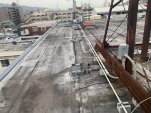 東大阪市 マンション 屋上 防水 改修工事
