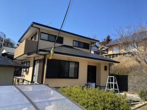 生駒市 外壁塗装工事 ダイタク DAITAKU