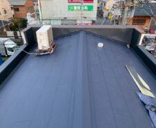 【大阪市】屋根リフォーム工事を行ったお客様