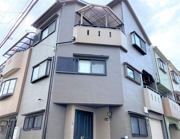大阪市 外壁塗装 屋根塗装 アステックペイント 超低汚染リファイン DAITAKU