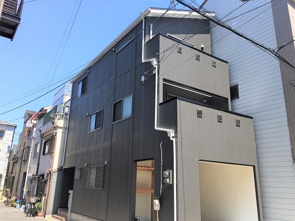 大阪市 外壁塗装 アステックペイント 超低汚染リファイン DAITAKU