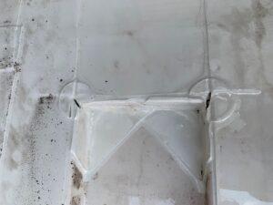 生駒市 戸建て バルコニー 防水工事 ダイタク DAITAKU