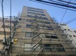大阪市 某ビル タイル 外壁補修工事 漏水改善 ダイタク DAITAKU