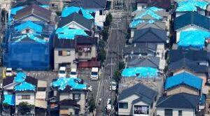 台風被害 火災保険 ダイタク DAITAKU 雨漏り 改修工事