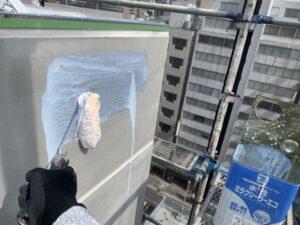 大阪市 ビル 外壁塗装工事 ダイタク DAITAKU