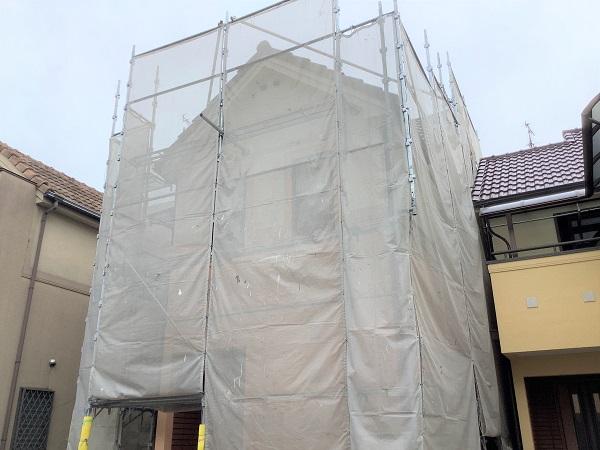 東大阪市 外壁塗装 アステックペイント 超低汚染リファイン DAITAKU