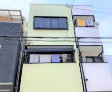 【大阪市】外壁塗装工事を行ったお客様