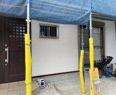 大阪市 外壁塗装 アステックペイント 超低汚染リファイン クールホワイト DAITAKU