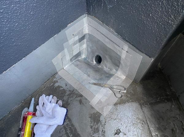 大阪市 雨漏り 防水 ウレタン塗膜防水 DAITAKU