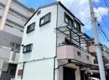 大阪市 外壁塗装 屋根塗装 アステックペイント 超低汚染リファイン モカ ホワイトリリィ DAITAKU
