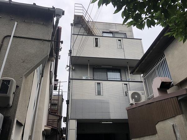 大阪市 外壁塗装 1面塗装 DAITAKU