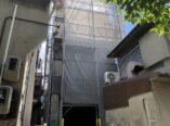 大阪市 外壁塗装 1面塗装 DAITAKU アステックペイント
