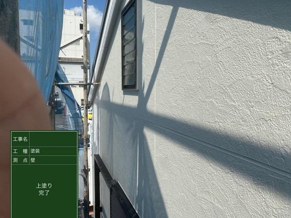大阪市 台風被害 外壁塗装 DAITAKU