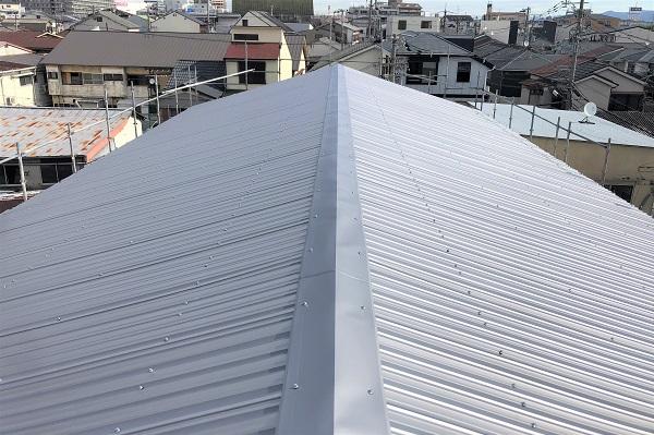 大阪 雨漏り 屋根 カバー工法 DAITAKU